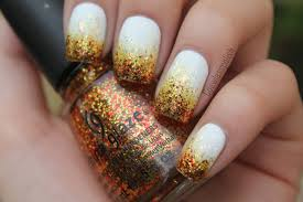 58 latest simple glitter nail art ideas golfian com