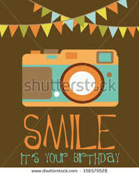 happy birthday card stock vector 262250567 shutterstock