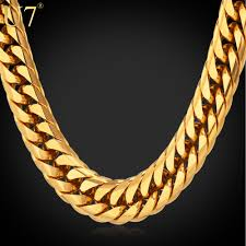 gold chain necklace wholesale images Big chunky hiphop gold chain for men jewelry wholesale 18k mens jpg
