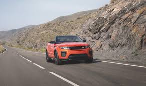 land rover convertible review range rover evoque dynamic convertible cars u0026 boats gcc