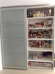 kitchen storage ideas ikea ikea pax wardrobe used as a kitchen pantry ikea hacks ikea storage