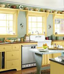Green Country Kitchen Green Country Kitchens Country Kitchen With Sea Green