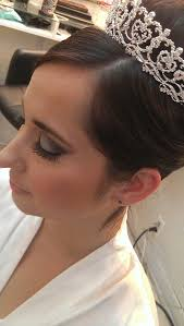 hair and makeup by ana san antonio wedding day