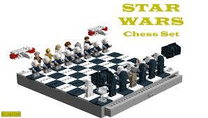 star wars chess sets lego ideas star wars chess