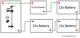 24 and 36 volt wiring diagrams u2013 trollingmotors net