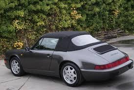 porsche 964 porsche 964 carrera 4 cabrio u2022 911 youngtimer