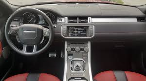 land rover evoque interior 2015 range rover evoque u2013 is it really a shrunken range rover