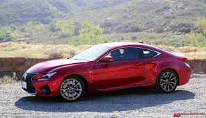 lexus two door sports car price 2016 lexus rc f review