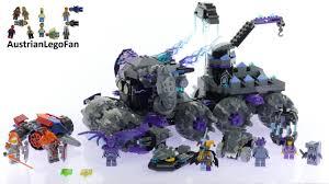 Lego Headquarters Lego Nexo Knights 70352 Jestro S Headquarters Lego Speed Build