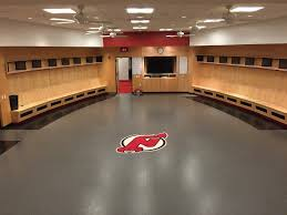 30 pictures of nhl locker rooms hockey