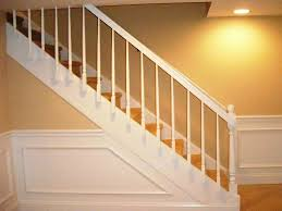Basement Steps Sweet Inspiration Basement Stair Ideas Painted Basement Steps With