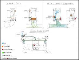 factory dual solex pdsit carburetor adjustments itinerant air cooled