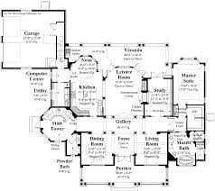 home plans homepw09195 3 613 square 4 bedroom 3 bathroom