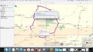 4 Corner States Map by Garmin Basecamp For Mac How To Quickly And Easily Create A Route