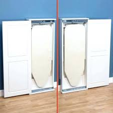 wall mount ironing board cabinet white wall mount ironing board cabinet white ironing board wall cabinet
