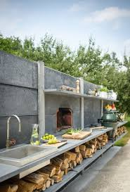 Outdoor Kitchen Ideas Pictures Best 25 Outdoor Kitchen Design Ideas On Pinterest Backyard