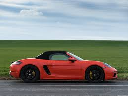red porsche boxster 2017 porsche 718 boxster 2017 picture 13 of 90
