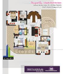 indian bungalow house plan outstanding first floor bedroom