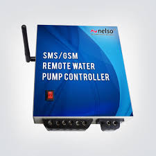 sms gsm remote water pump controller for agriculture pump sets india