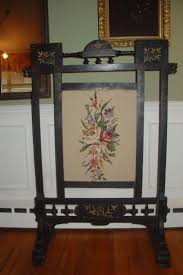 216 best victorian fire screens images on pinterest antique