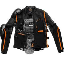 motorcycle jackets with armor multitech armor evo jacket spidi