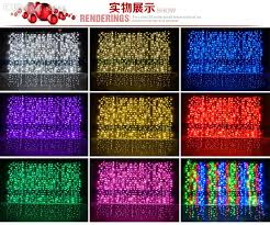 cheap wholesale led string icicle lights 6 3m 600 led waterfall
