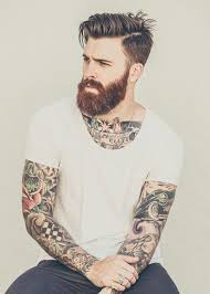 mens style hair bread best 25 mens hairstyles with beard ideas on pinterest haircuts