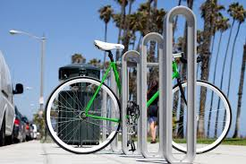 olympia bike rack outdoor forms surfaces