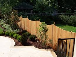 Pictures Of Wooden Privacy Fences Fences