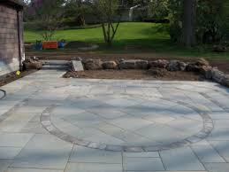 clover lawn and landscaping patio projects