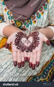 carved bridal muslim bridal henna stock photo 547216048