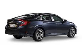 honda civic 2017 sedan 2017 honda civic vti 1 8l 4cyl petrol automatic sedan