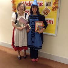 crayons halloween costume a book to match your costume alsc blog