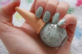 speckled nail polish jayne kitsch