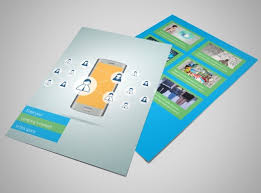 social media brochure template social media marketing consultants flyer template mycreativeshop