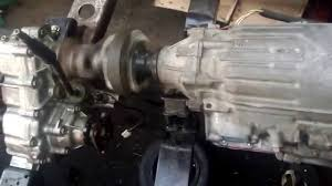 lexus v8 and gearbox 1976 fj40 automatic manually switched 1uz fe v8 engine youtube