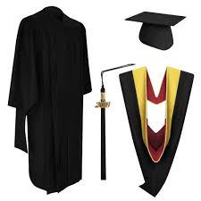 master s cap and gown deluxe master graduation cap gown tassel one of our