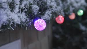 philips led dome christmas lights phillips led christmas lights products and innovative installation