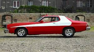 Starsky And Hutch Gran Torino For Sale Totalcar Magazine Used Cars Striped Tomato