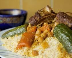 cuisiner le couscous recette couscous méchoui sénégalais