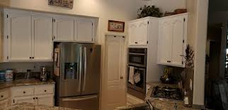 painting kitchen cabinets espresso before and after cabinet painting services in corona ca certapro painters