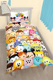 Eeyore Duvet Set Disney Tsum Tsum U0027huddle U0027 Single Duvet Cover Bedding Bed Sets Or