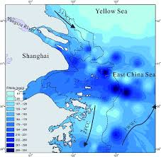 East China Sea Map Distribution Sources And Ecological Risk Of Polycyclic Aromatic