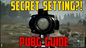 pubg hold to aim secret setting how to make hold rmb your ads in pubg quick