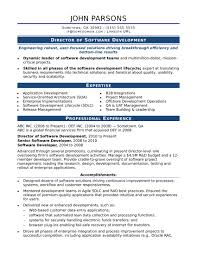 Sample Resume Senior Software Engineer by 100 Sample Resume For Experienced Software Engineer Doc