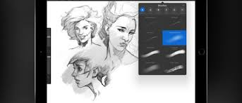 top 6 drawing apps for artists 2017 best drawing apps for the