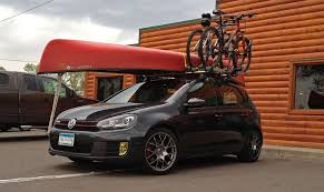 volkswagen rabbit stance best roof racks vw gti mkvi forum vw golf r forum vw golf
