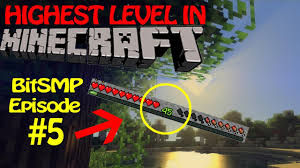 level 30 enchantment bitsmp survival series episode 5 youtube