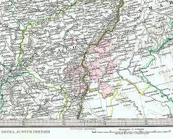 Volga River Map Maps Norka