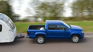 volkswagen truck volkswagen amarok is the best pick up truck at the tow car awards